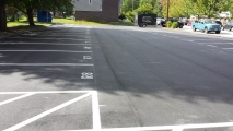 <h5>Parking Lot Striping</h5>